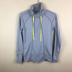 Avalanche mock neck athletic pullover